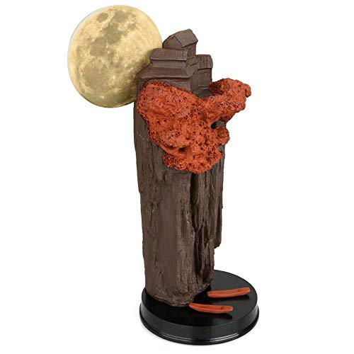 FeiFei156 Keramik Kaution Räucherstäbchen Censer Moon Mountain Räucherstäbchen Holder + 10 Stücke Incense Cones House Office Buda Decorativo
