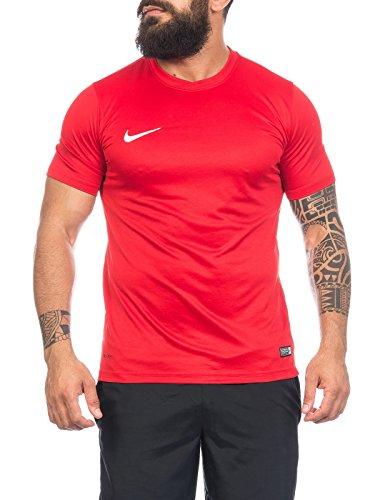 Nike Park VI T shirt Uomo Rosso L