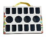 Valigetta porta minifigures lego 851399