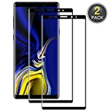 POOPHUNS Verre Trempé Samsung Galaxy Note 9 [ Lot de 2 ], Film Protection Ecran...