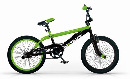 Mbm - Bmx Instinct 20'' Freestyle Free Style Bicyclette Vélo 1S