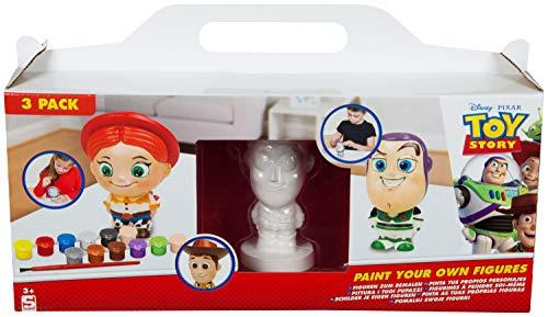 al Toy Story Malen Sie Ihre eigenen Figuren, mit Jessie Woody und Buzz ()