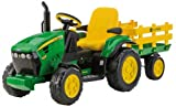 Peg-Perego JOHN DEERE Ground Force inkl. Anhänger