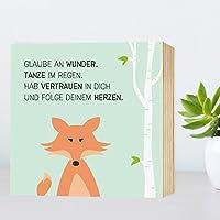 Glaube-an-Wunder-Fuchs - einziga