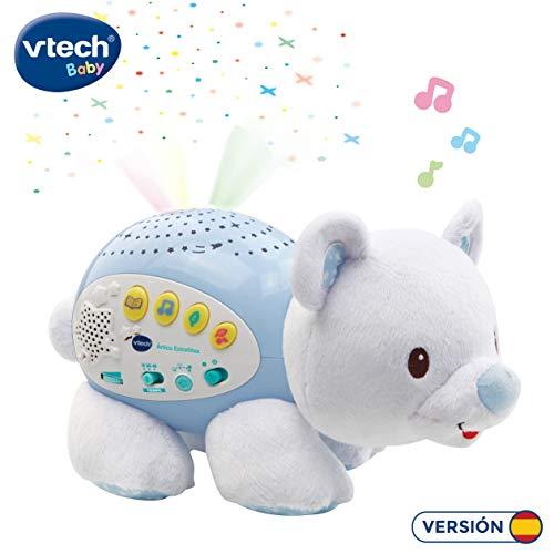 VTech Baby-Projecteur Musical Arctique avec étoiles (Vtech 80-506922)