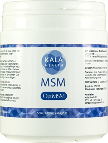 Kala Health - OptiMSM® (Methylsulfonylmethan) grobes Pulver (