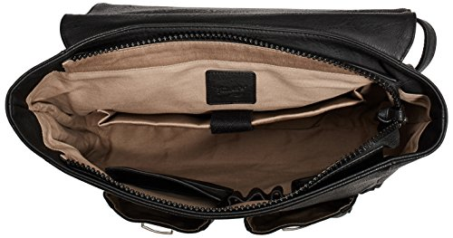 Frankies Garage - Workers Bag Borsa Con Maniglia Uomo Schwarz black 010