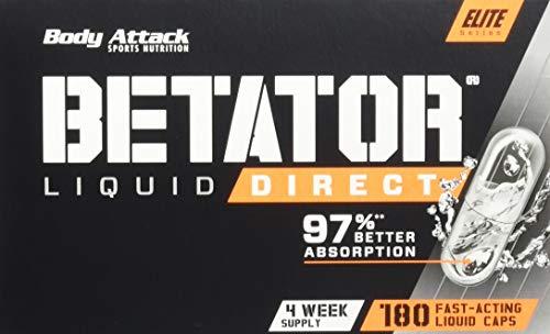 Body Attack Muscle Stack, 280 Kapseln -