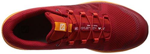 Salomon XA Elevate Scarpe da Corsa - SS18 Barbados Cherry / Bright Marigold / Syrah