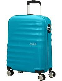 American Tourister 74133/2302 WaveBreaker Spinner 55/20 Equipaje de Mano, 36 Litros, Color Azul