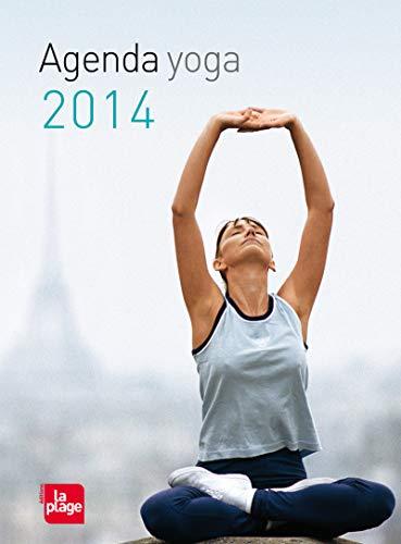 Agenda yoga 2014 par Collectif