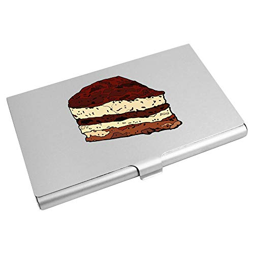 Azeeda 'Tiramisu Slice' Business Card Holder / Credit Card Wallet (CH00020114)