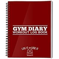 Gym Diary - A pocket sized workout log book …