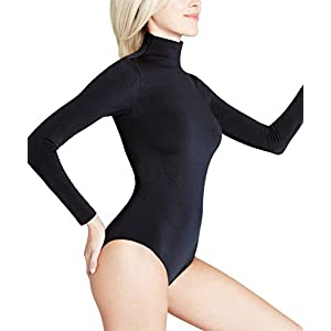 FALKE Rich Cotton Damen Body rundum nahtlos