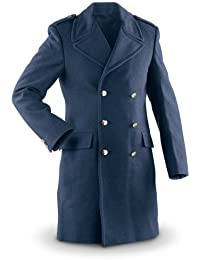 Swedish Army isssue double breasted wool coat