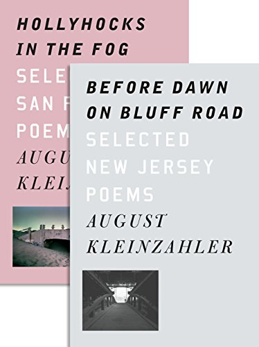 Before Dawn on Bluff Road / Hollyhocks in the Fog: Selected New Jersey Poems / Selected San Francisco Poems (English Edition) (Uruguay Jersey)