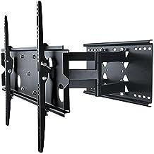 """Monitor Wandhalterung Doppelarm, ausziehbar von 7,3cm bis 43cm schwenkbar, 12° neigbar, für Samsung 46"""" UE46F6500"""