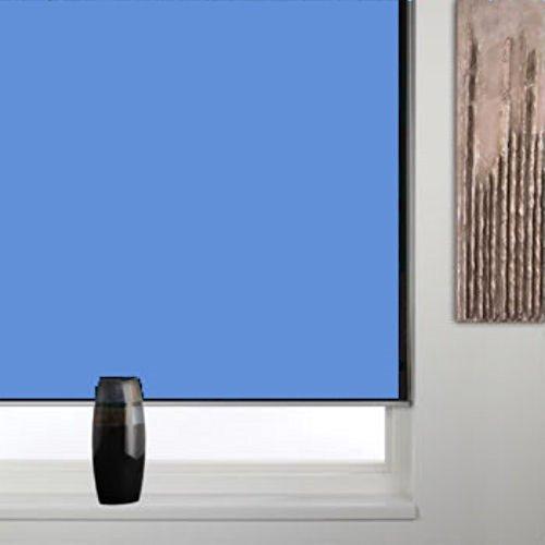 teal made blue measure to uk roller co blinds