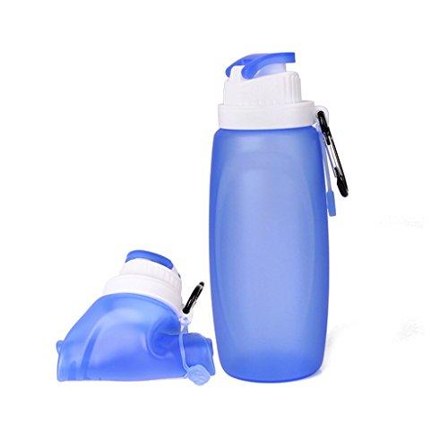 MJB Vasos para niños Vasos Deportivos Vasos de Silicona Vasos Plegables  Vasos a Prueba de Agua Vasos portátiles Copas para Estudiantes Vasos