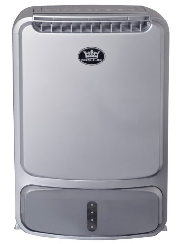 Déshumidificateur Ioniseur avec Fonction Sèche-linge et Réservoir de 2L