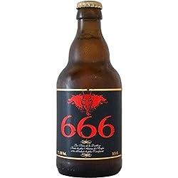 Cerveza Diablesa 666 Blonde 33Cl, disponibilidad desde 1 a 24 botellas
