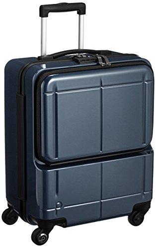 [プロテカ] Proteca 日本製スーツケース マックスパスH2 40L 機内持込可 3年保証 02651 03 (ブルーグレー)