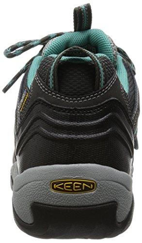 KeenKoven WP - Scarpe da trekking e da passeggiata Donna Raven/Lagoon