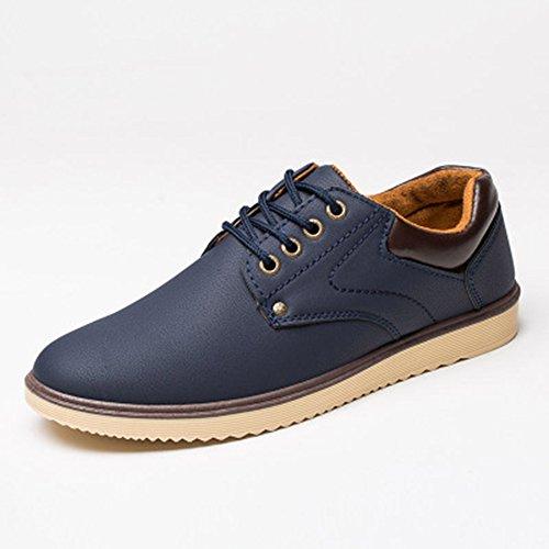 spritech-tm-herren-fashion-british-komfort-rutschfeste-schuhe-schuh-flach-martin-stiefel-blau-us7