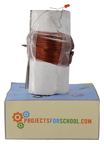 Simple Electricity Generator School Science Project Working Model, DIY kit,  Science Game