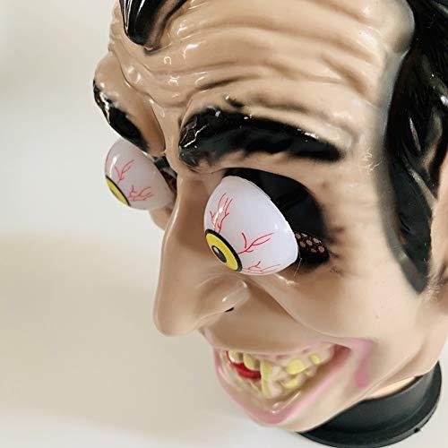 Kostüm Meme Einfach - Yuahwyehe Spring Augenmaske Perfekt Für Eine Spaßige Erinnerung,Halloween, Weihnachten, Ostern, Karneval, Kostüm-Partys, Themen-Partys Oder Einfach Den Gang in Einen Nachtclub,C