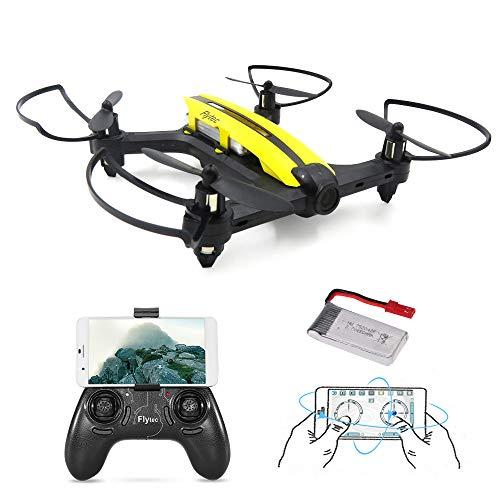 Goolsky t18 fpv wifi 720p grandangolo videocamera hd mini rc racing drone quadcopter rtf
