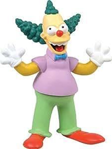 Simpsons krusty studios krusty le clown figurine jeux et jouets - Simpson le clown ...