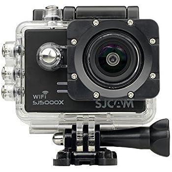 SJCAM SJ5000X IMX078 d'Elite giroscopio 4K 24 2K Action Camera (Nero)
