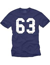 Mücke 63 T-Shirt für Herren - S-XXXXXL