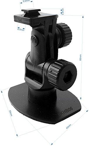 lkhb06-t-halterung-2x-gelenk-selbstklebend-zb-fur-lkl7-supercharger-dashcam-dvr-rollei-cardvr-navgea