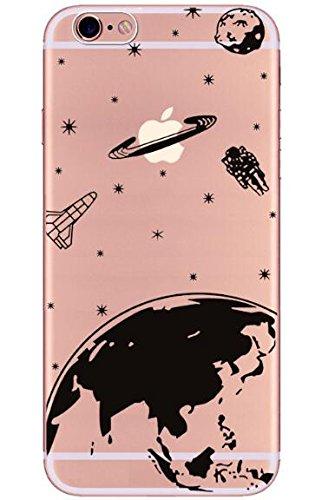 Coque Pour iPhone 5S/SE,Hoverwings Coque Pour iPhone 5S/SE Silicone Étui Housse Protecteur