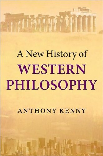 A New History of Western Philosophy (text only) by A. Kenny