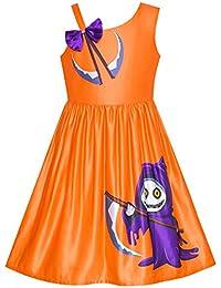 Suchergebnis auf Amazon.de für  Orange - Kleider   Mädchen  Bekleidung 2daaf49eb7
