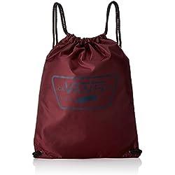 Vans League Bench Bag Mochila Tipo Casual, 44 cm, 12 Liters, Rojo (Port Royale/Dress Blues)