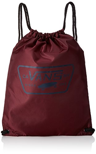 Vans League Bench Bag Zaino Casual, 44 Cm, 12 Liters, Rosso (Port Royale/Dress Blues)