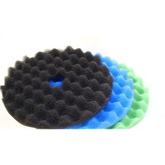 cloverleaf replacement foam set for cl2 filter CLOVERLEAF REPLACEMENT FOAM SET FOR CL2 FILTER 41bro3TAFmL