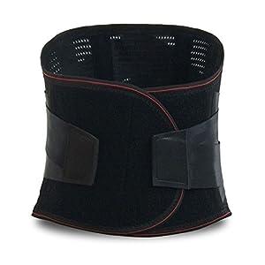 Verstellbare Lendenwirbelsäule Rückenstütze Lendenwirbelstütze Mit Atmungsaktivem Mesh Und Dual Verstellbare Gurte Für Rückenschmerzen Erleichterung Für Den Sport