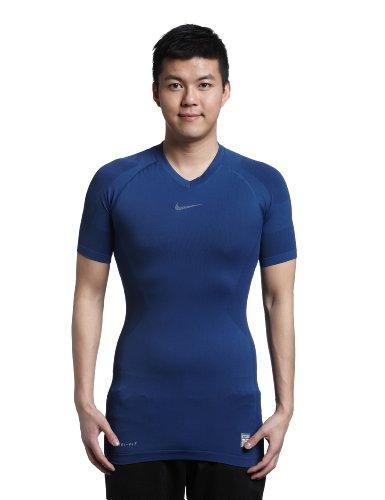 Nike shirt de compression manches courtes Pro Combat Hypercool Vapor SMLS, pour homme