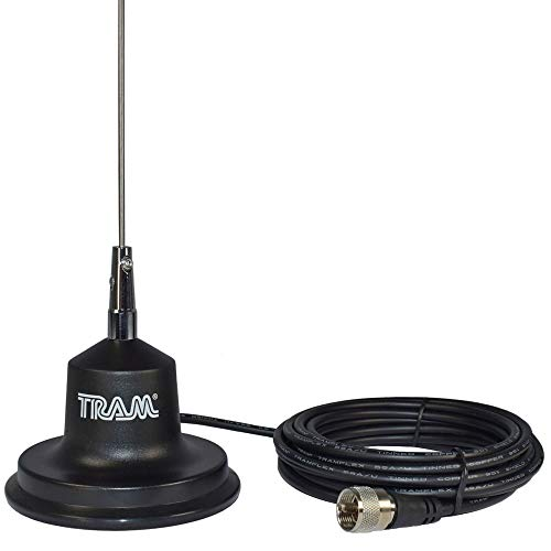 Tram 300 Magnet-Mount CB Antenna Kit