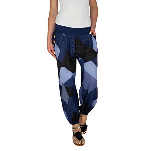 Ears Frauen Lange Hosen beiläufige Art hohe Taille beiläufige Art Sport Yoga Hosen Sommerhosen Elastische Hosen Hohe Taillen Hosen Laufende Hosen Laufende Hosen Jogginghose Lässig Jeans