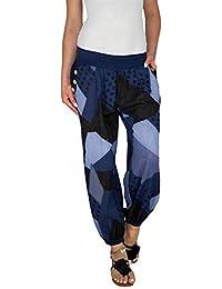 Amazon.fr   pantalon africain femme   Vêtements ccce3714d69