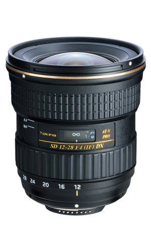 Tokina AT-X 4 - Objetivo para Canon (distancia focal 12-28...