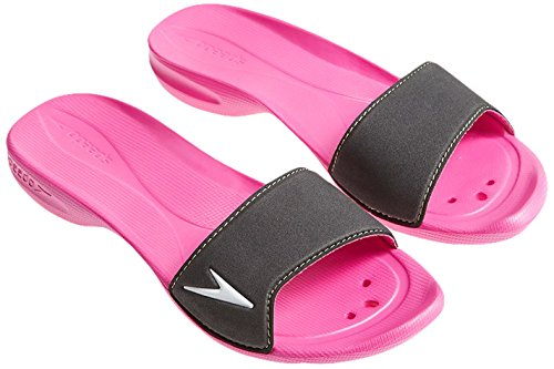 Speedo Atami Ii Af Scarpe, Pink/Grey, 5 UK (38 IT)