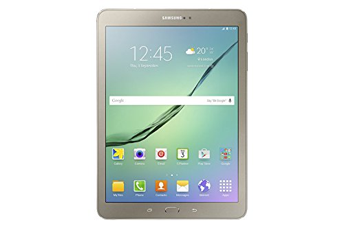 Samsung Galaxy S2 Tablet (9.7 inch, 32GB, Wi-Fi+ LTE+ Voice Calling), Gold