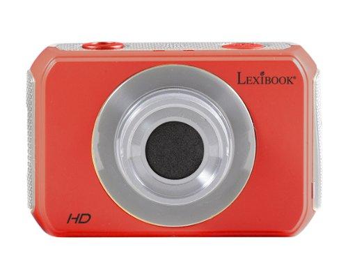 Lexibook -DJA200 - Mobile Full-HD-Kamera mit Touchscreen